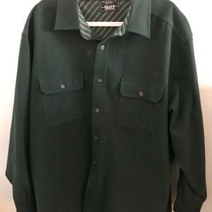 Levi's thick outerwear shirt